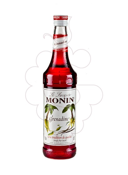 Photo Syrups Monin Grenadine (s/alcohol)