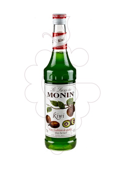 Photo Syrups Monin Kiwi (s/alcohol)