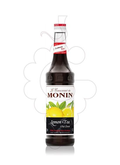 Photo Syrups Monin Lemon Tea (s/alcohol)