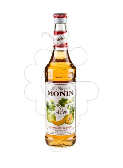 Photo Syrups Monin Melon (s/alcohol)