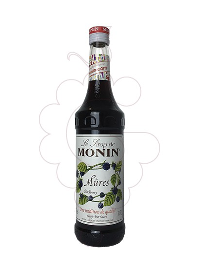 Photo Syrups Monin Mures (s/alcohol)