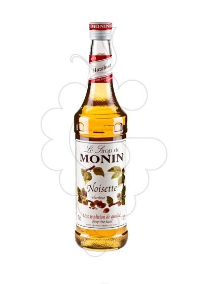 Photo Syrups Monin Noisette (s/alcohol)
