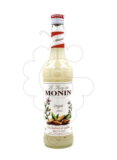 Photo Syrups Monin Orgeat (s/alcohol)