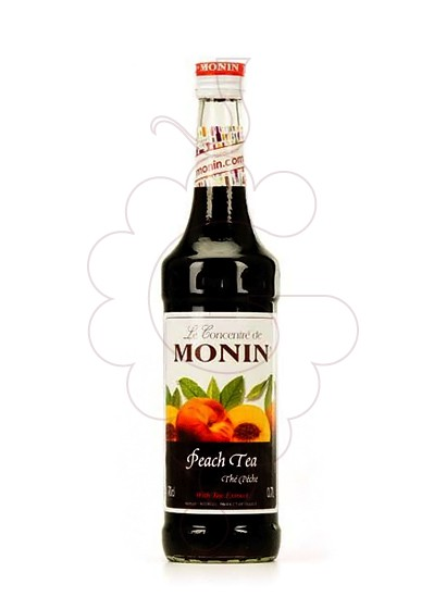 Photo Syrups Monin Peach Tea (s/alcohol)