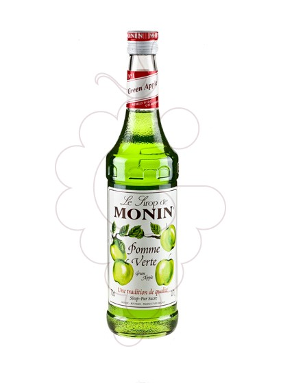 Photo Syrups Monin Pomme Verte (s/alcohol)