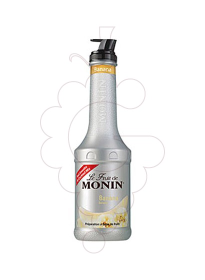 Photo Other Monin Puré Banana (s/alcohol)
