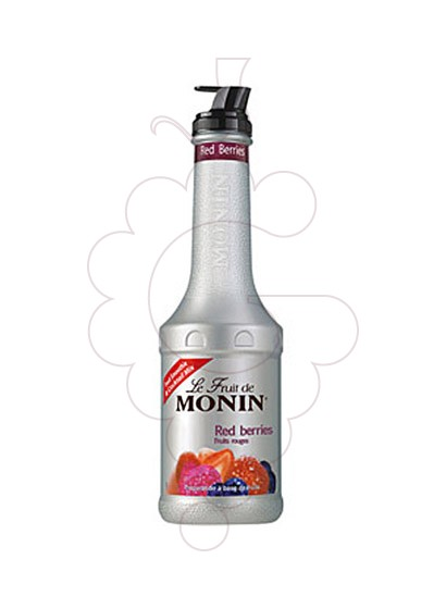 Photo Other Monin Puré Red Berries (s/alcohol)