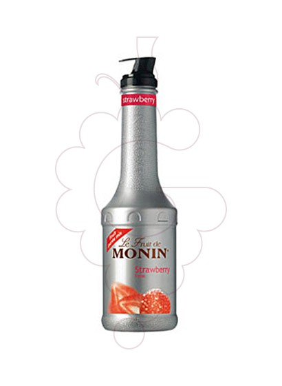 Photo Other Monin Puré Strawberry (s/alcohol)