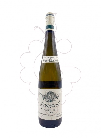 Photo Monopole Clásico white wine