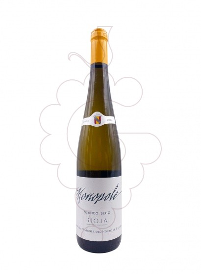 Photo Monopole white wine