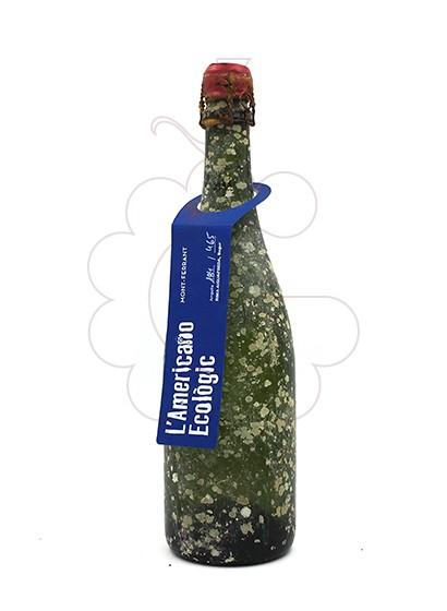 Photo L'americano Ecològic Rima Aiguafreda, Begur sparkling wine