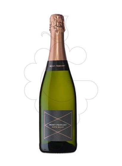 Photo Mont-Ferrant Berta Bouzy Magnum sparkling wine