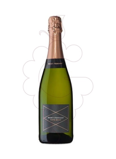 Photo Mont-Ferrant Berta Bouzy sparkling wine