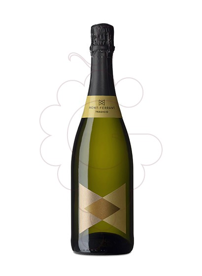 Photo Mont-Ferrant Brut Grappa sparkling wine