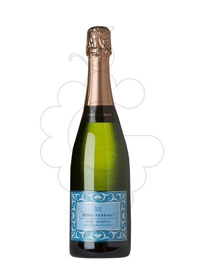 Photo Mont-Ferrant Brut Reserva Ecològic sparkling wine