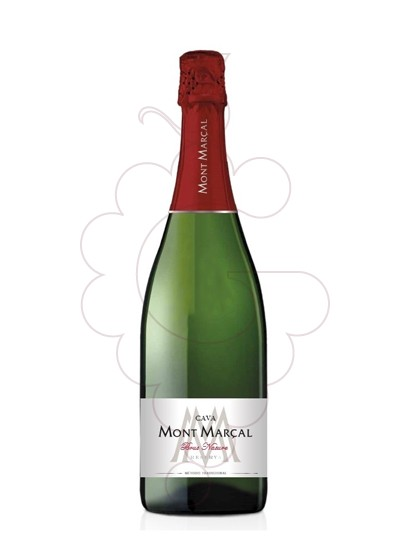 Photo Mont-Marçal Brut Nature sparkling wine