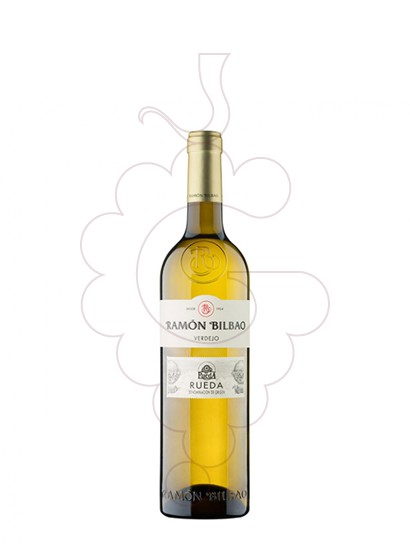 Photo Monte Blanco Verdejo (mini) white wine