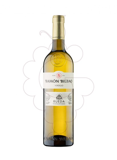 Photo Ramón Bilbao Verdejo white wine