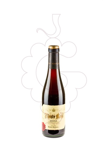 Photo Monte Real Reserva (mini) red wine