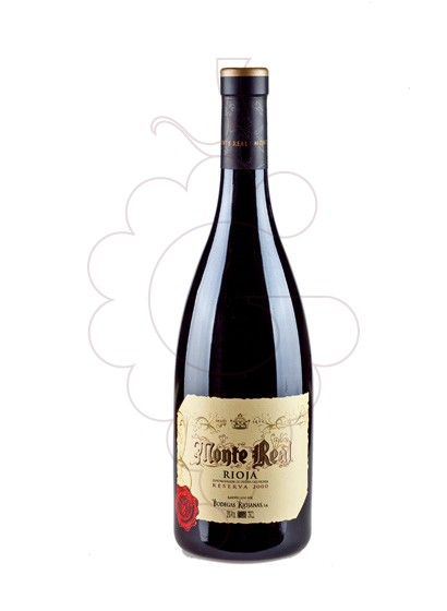 Photo Monte Real Reserva red wine