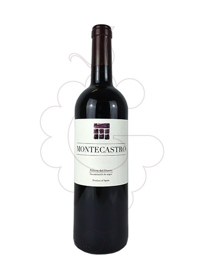 Photo Montecastro red wine
