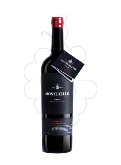 Photo Montecillo 22 Barricas Gran Reserva red wine