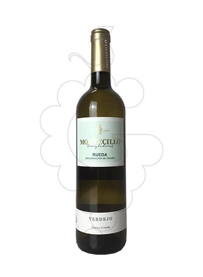 Photo Montecillo Verdejo white wine