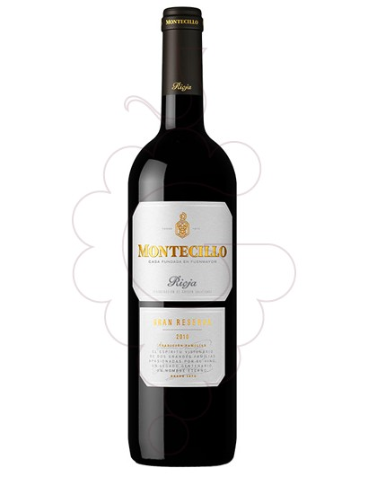 Photo Montecillo Gran Reserva red wine