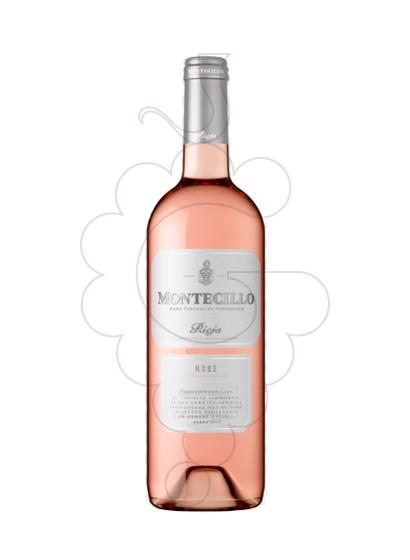 Photo Rosé Montecillo Magnum rosé wine