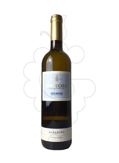 Photo Montecillo Singladuras Albariño white wine