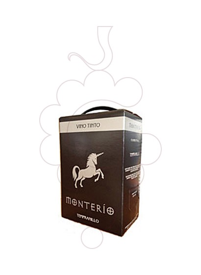 Photo Monterio Tempranillo Box  red wine