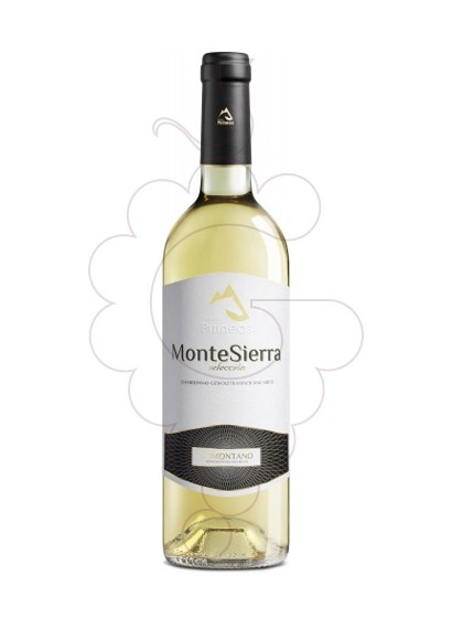 Photo White Montesierra white wine