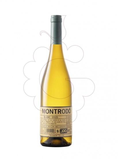 Photo White Montrodó white wine