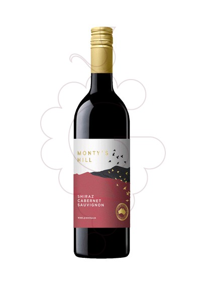 Photo Monty's Hill Shiraz Cab. red wine