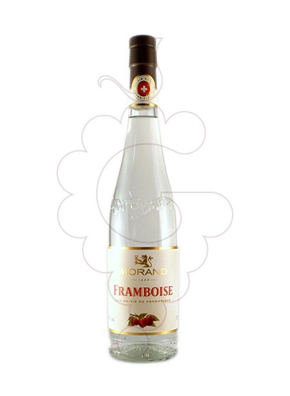Photo Aguardiente Morand Framboise