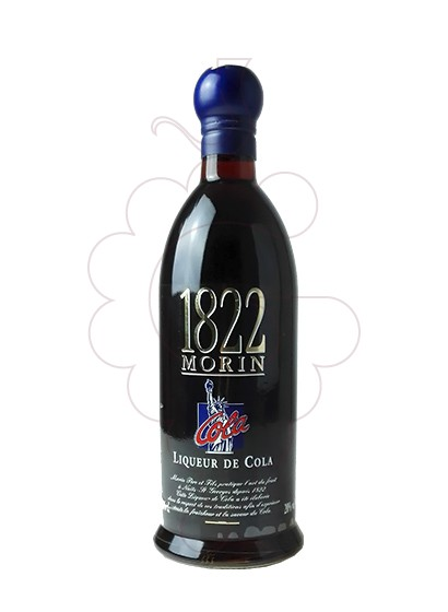 Photo Liqueur Morin 1822 Liqueur de Cola