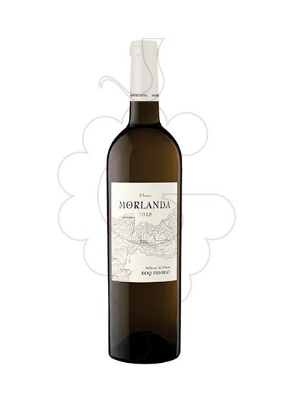 Photo Morlanda Blanc white wine