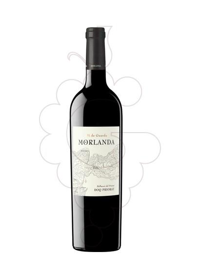 Photo Red Morlanda red wine