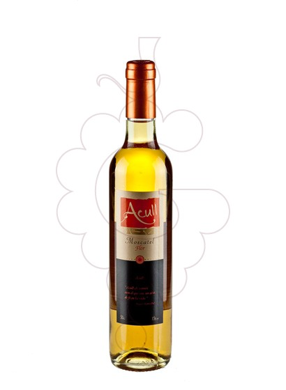 Photo Moscatell Acull fortified wine