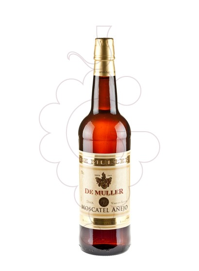 Photo Moscatel Añejo de Muller fortified wine