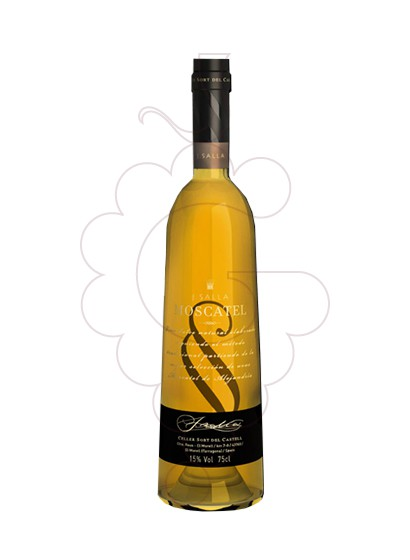 Photo Moscatel J. Salla fortified wine