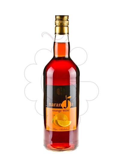 Photo Aperitif wine Moscatel Naranja López Jiménez