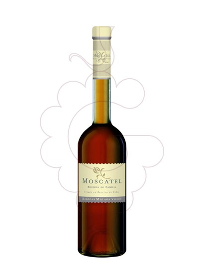 Photo Moscatel Reserva Familia López Hermanos fortified wine