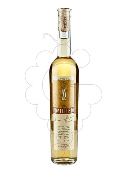 Photo Moscatel Montecristo fortified wine