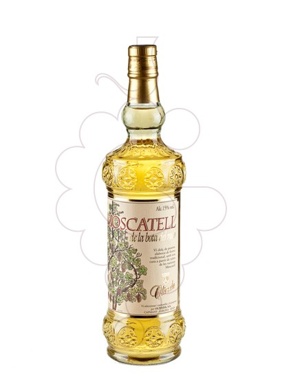 Photo Moscatell Oliveda fortified wine