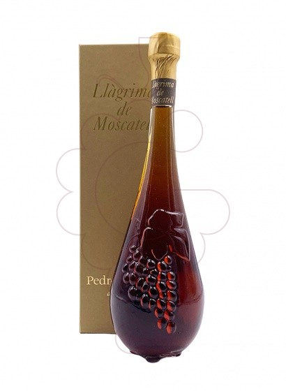 Photo Moscatel Pedro Masana Llàgrima fortified wine