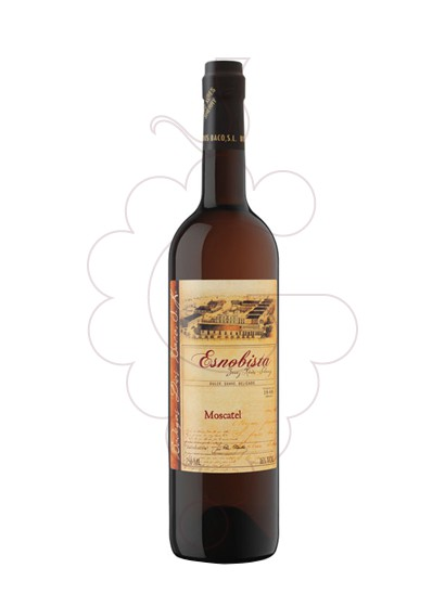 Photo Moscatel Pasa Esnobista fortified wine
