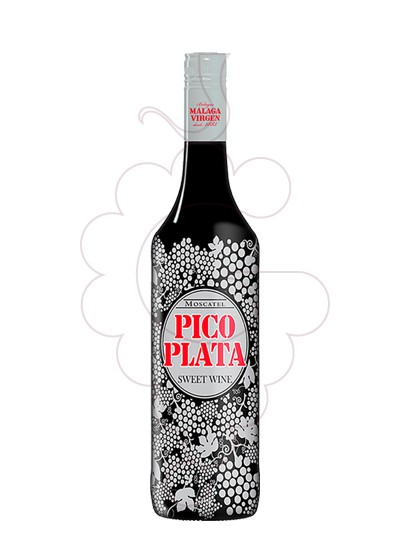 Photo Moscatel Pico Plata fortified wine