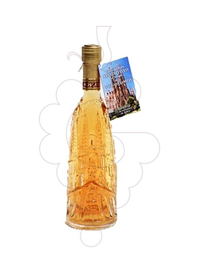 Photo Moscatel Sagrada Familia fortified wine