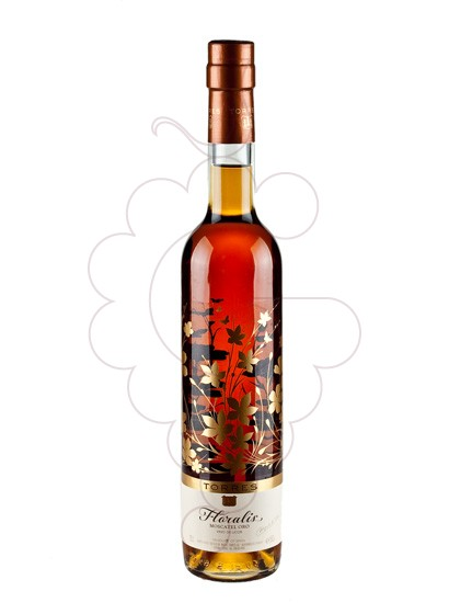 Photo Moscatel Torres Oro fortified wine